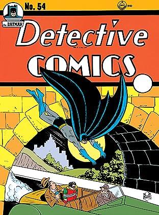 Detective Comics (1937-2011) #54
