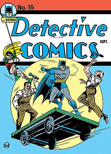 Detective Comics (1937-2011) #55