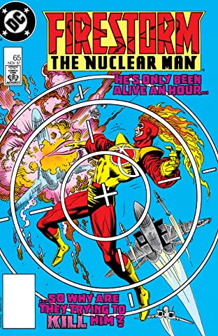 Firestorm: The Nuclear Man (1982-1990) #65