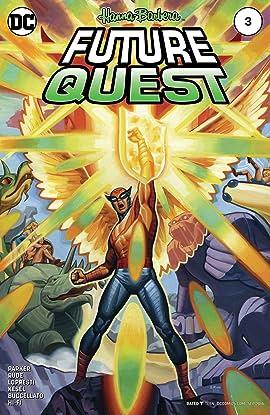 Future Quest (2016-2017) #3