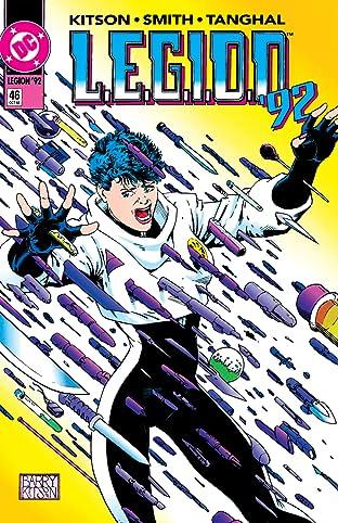 L.E.G.I.O.N. (1989-1994) #46