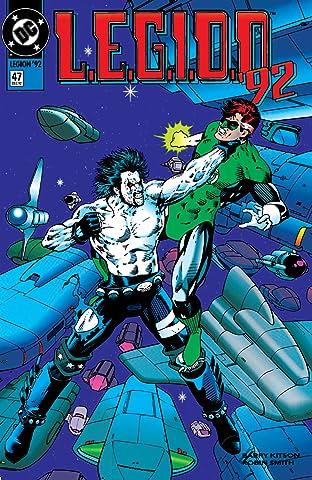 L.E.G.I.O.N. (1989-1994) #47