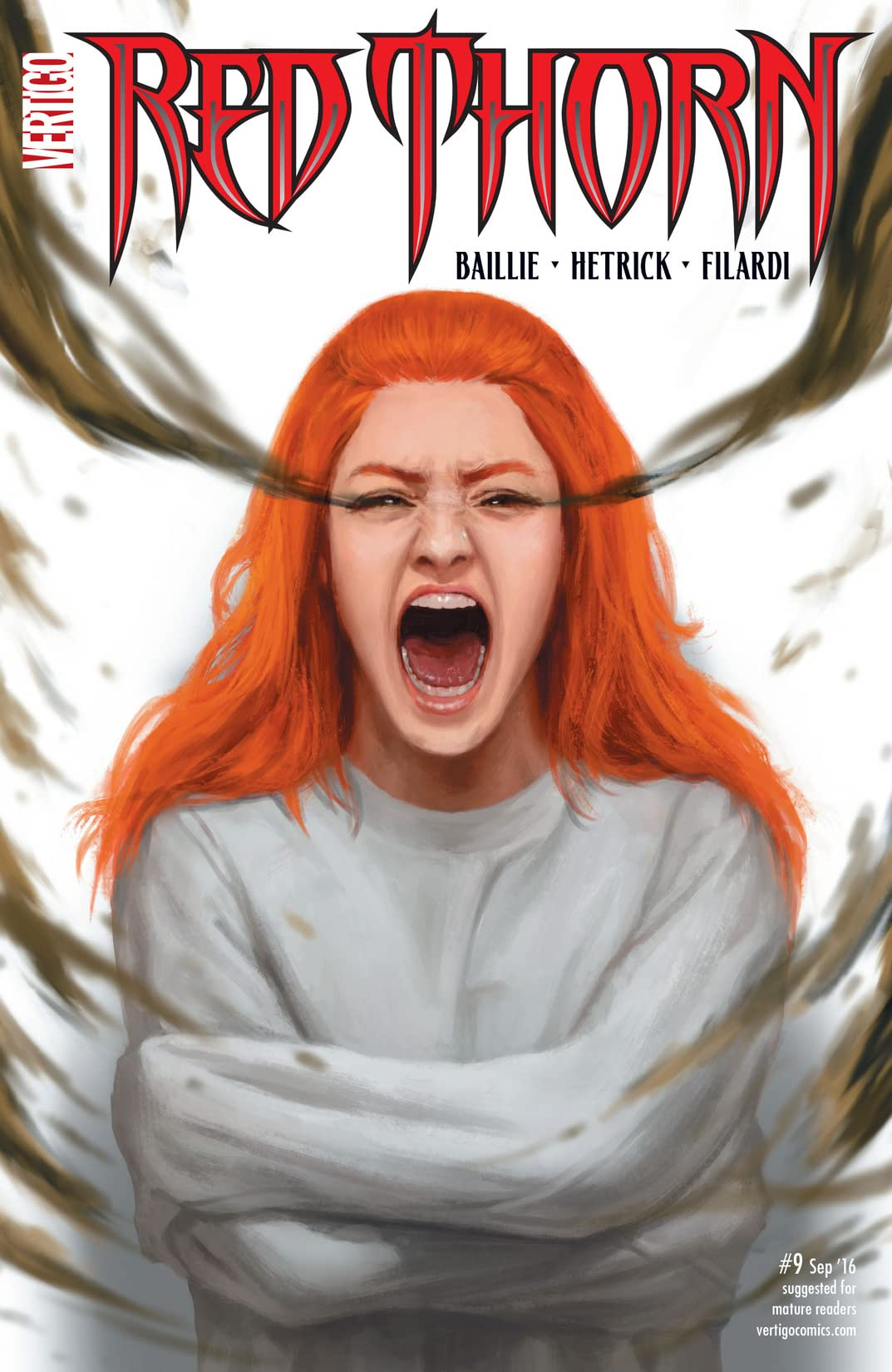 Red Thorn (2015-2016) #9