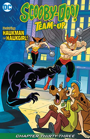 Scooby-Doo Team-Up (2013-) #33