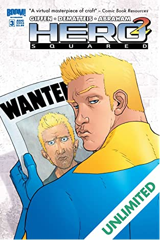 Hero Squared Vol. 2: Another Fine Mess #3 (of 6)