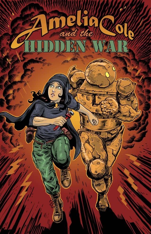 Amelia Cole #7: Hidden War Part 1