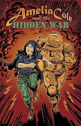 Amelia Cole #7: Hidden War Part 1