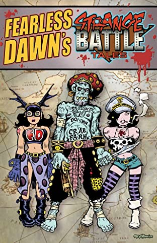 Fearless Dawn's Strange Battle Tales Vol. 1