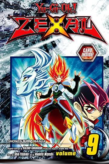 Yu-Gi-Oh! Zexal Vol. 9