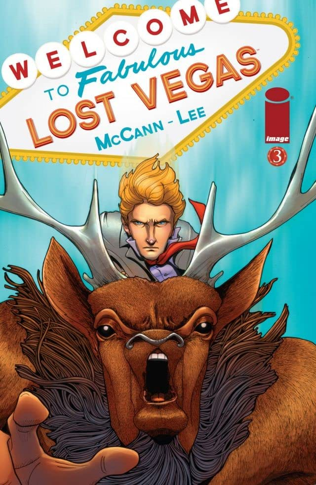 Lost Vegas #3 (of 4)