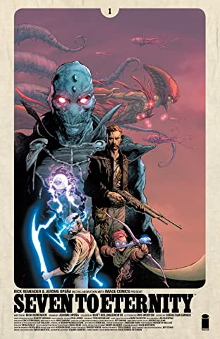 Seven To Eternity No.1