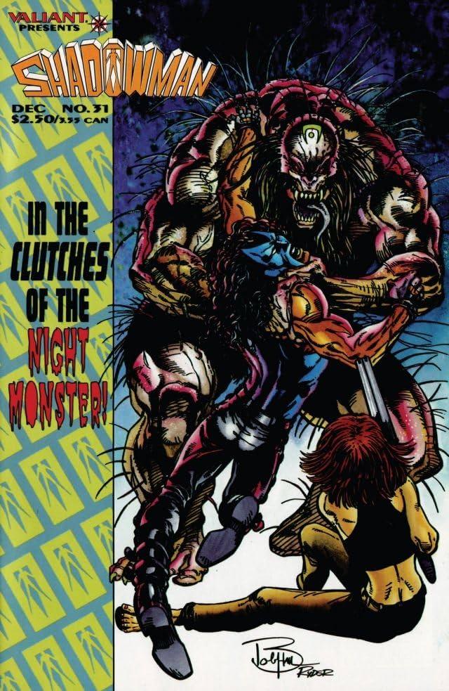Shadowman (1992-1995) #31