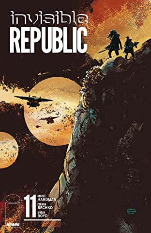 Invisible Republic No.11