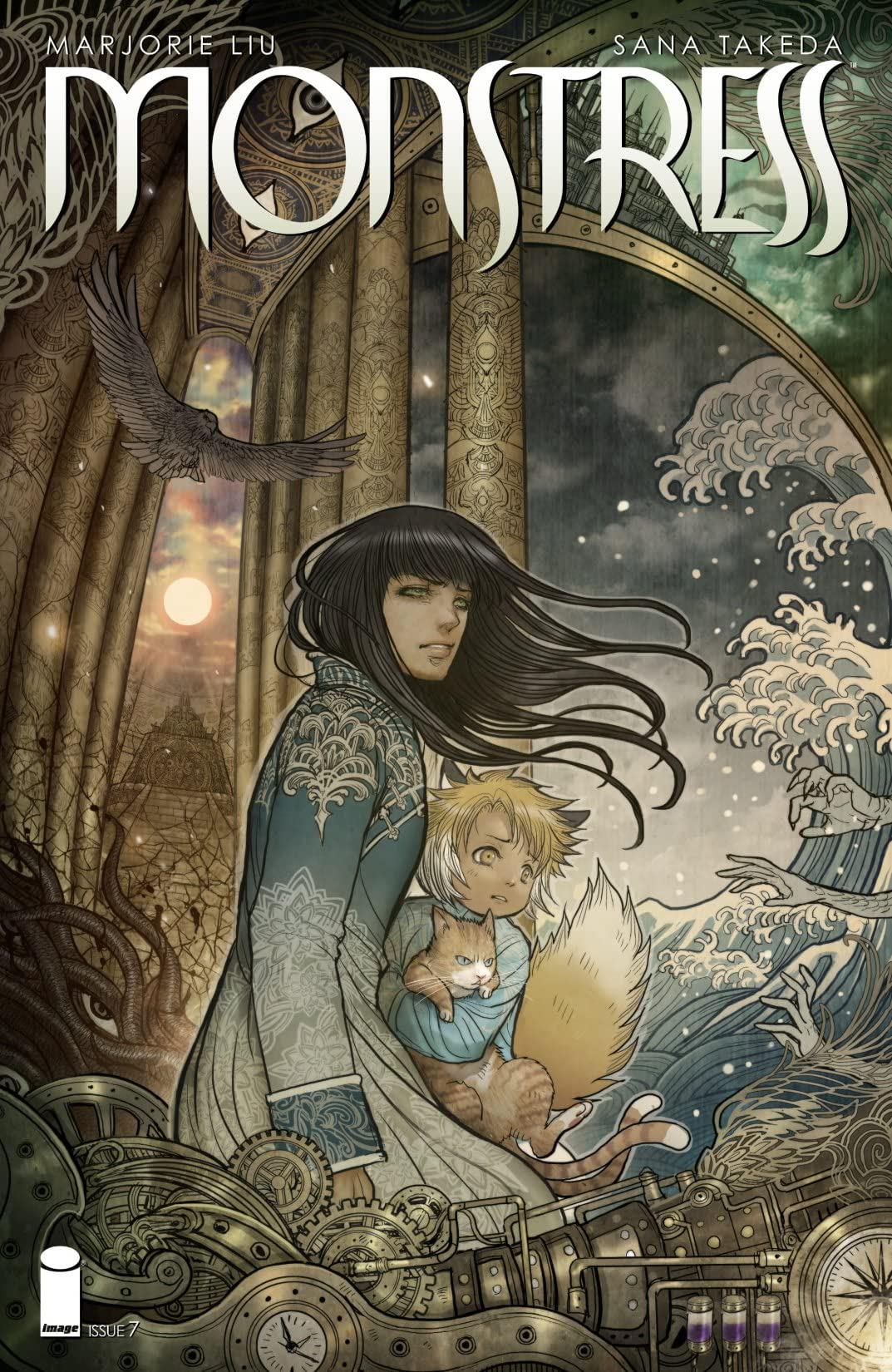 Monstress #7 Review