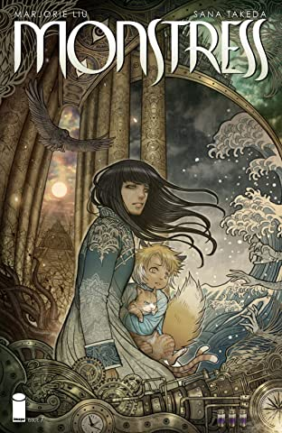 Monstress No.7