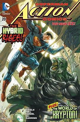 Action Comics (2011-2016) #20
