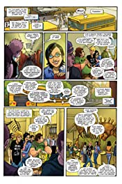 Hero Squared Vol. 2: Another Fine Mess #6 (of 6)
