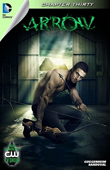 Arrow (2012-2013) #30