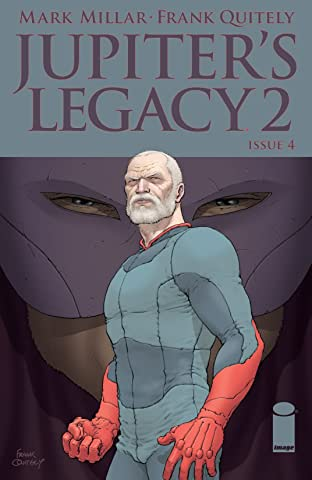 Jupiter's Legacy Vol. 2 #4