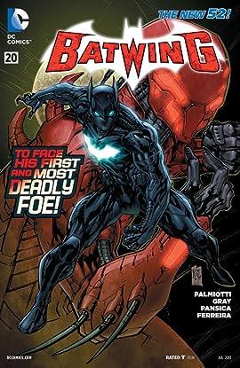 Batwing (2011-2014) #20