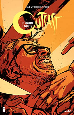 Outcast by Kirkman & Azaceta #21