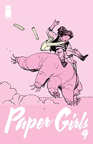 Paper Girls No.9