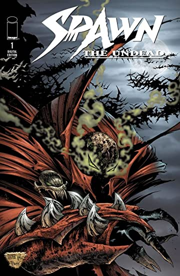 Spawn: The Undead #1