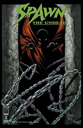 Spawn: The Undead #2