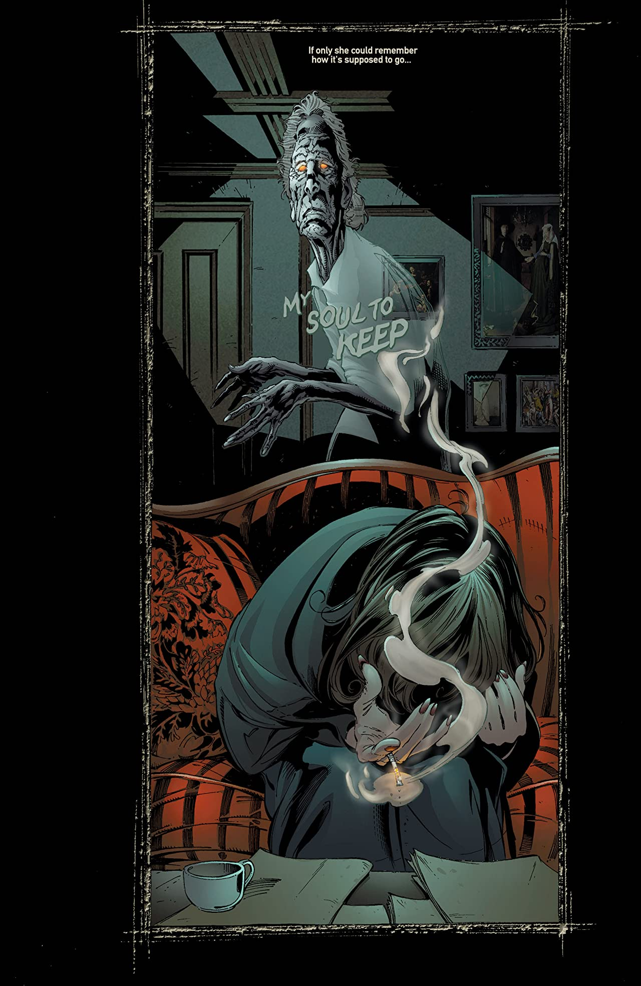 Spawn: The Undead #3
