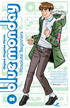 Blue Monday Tome 2: Absolute