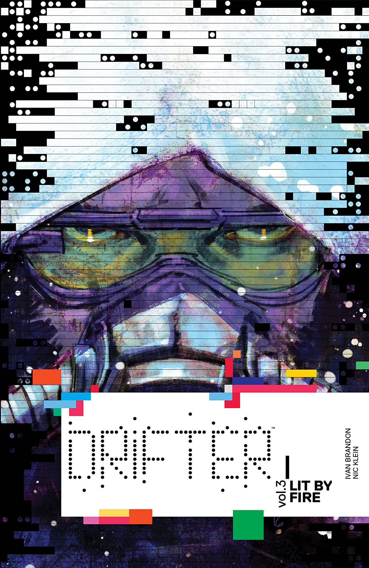 Drifter Vol. 3: Lit by Fire