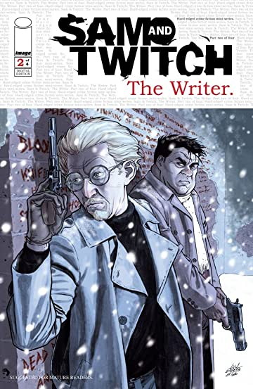 Sam and Twitch: The Writer #2 (of 4)