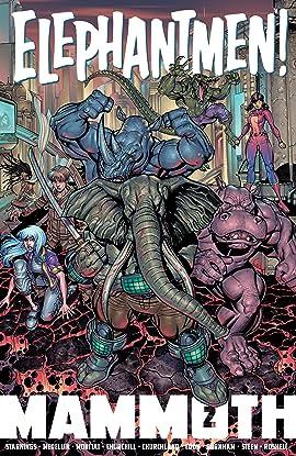 Elephantmen Mammoth Edition Vol. 2