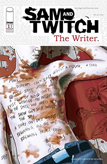 Sam and Twitch: The Writer #1 (of 4)