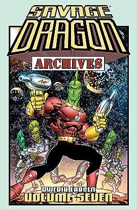 Savage Dragon Archives Vol. 7