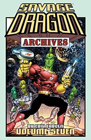 Savage Dragon Archives Vol. 7