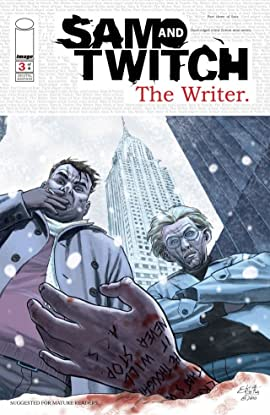 Sam and Twitch: The Writer #3 (of 4)