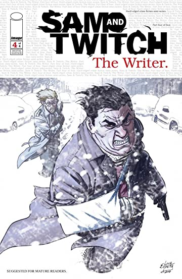 Sam and Twitch: The Writer #4 (of 4)