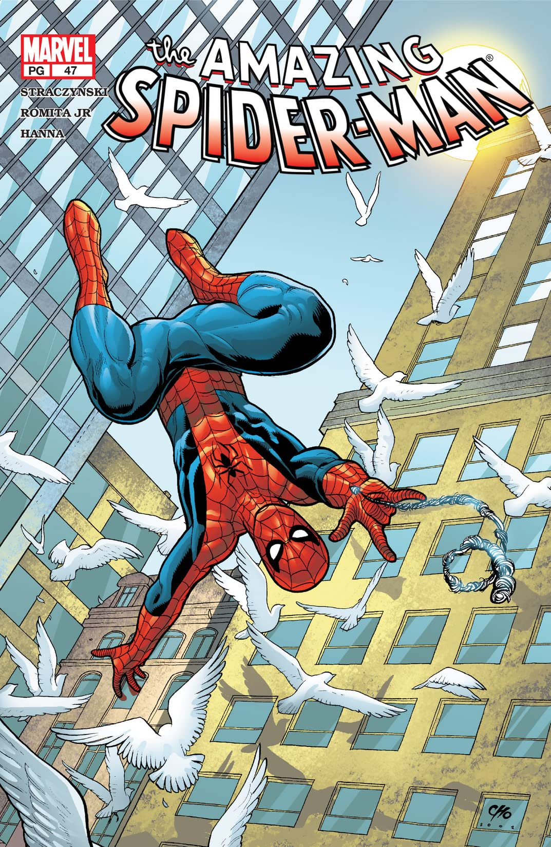 Amazing Spider-Man (1999-2013) #47