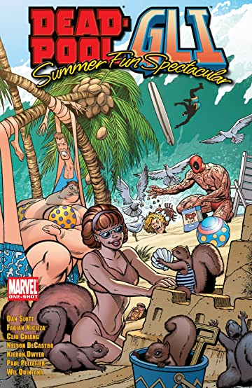 Deadpool/GLI - Summer Fun Spectacular (2007) #1