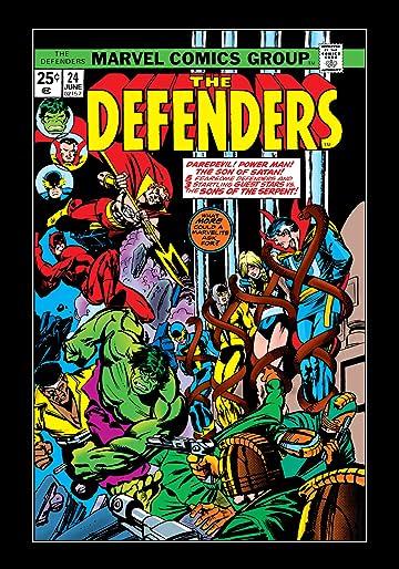 Defenders (1972-1986) #24