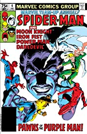 Marvel Team-Up (1972-1985) Annual #4
