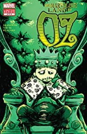 Marvelous Land of Oz (2009-2010) #2 (of 8)
