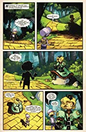 Marvelous Land of Oz (2009-2010) #3 (of 8)