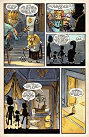 Marvelous Land of Oz (2009-2010) #4 (of 8)