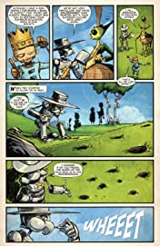 Marvelous Land of Oz (2009-2010) #5 (of 8)