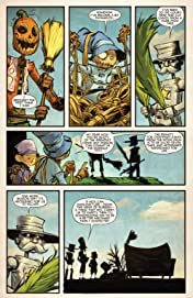 Marvelous Land of Oz (2009-2010) #6 (of 8)