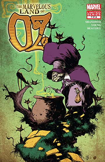Marvelous Land of Oz (2009-2010) #7 (of 8)