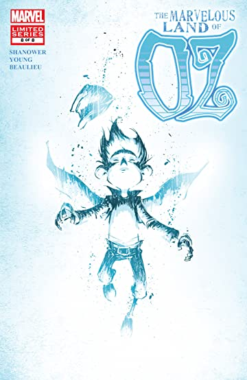 Marvelous Land of Oz (2009-2010) #8 (of 8)