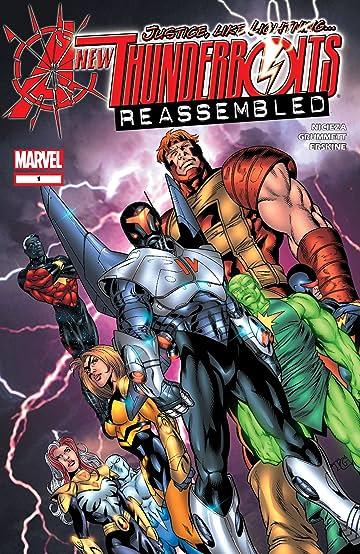 New Thunderbolts (2004-2006) #1